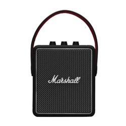 Marshall 马歇尔 STOCKWELL II 蓝牙音箱 黑色