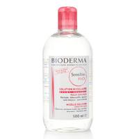 Bioderma 贝德玛 舒妍洁肤液卸妆液水(粉水) 500ml