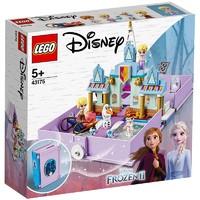 LEGO 乐高 LEGO 乐高 迪士尼公主系列 43175 安娜和艾莎的故事书大冒险