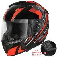 移动端:Riding Tribe  x302 摩托车全盔 夏季防雾
