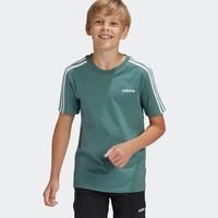 adidas 阿迪达斯 大童训练短袖