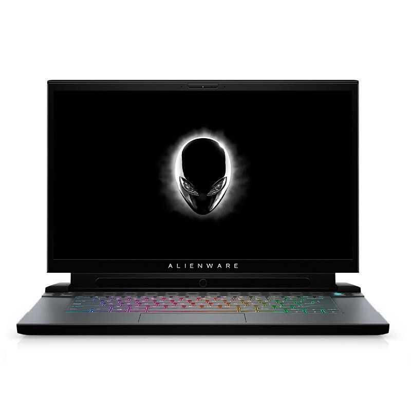 外星人Alienware m15 2020版 15.6英寸轻薄游戏本电脑(十代i5-10300H 8G 512GSSD GTX1650Ti 4G独显)5510黑