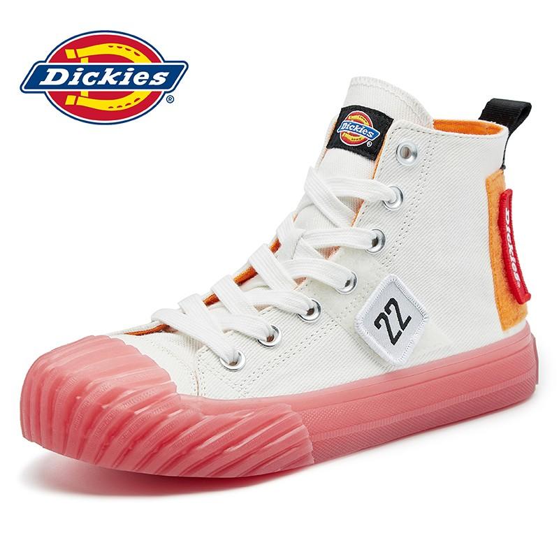 Dickies 帝客 201N50LXS15D 高帮帆布鞋