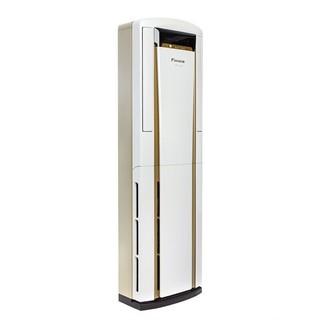 DAIKIN 大金 3匹 FVXS272NC-W 2级能效 变频 豪华型S系列 立柜式冷暖空调 白色