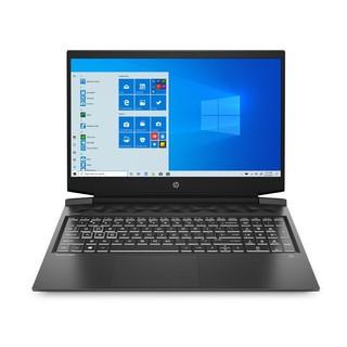 HP 惠普 光影精灵6 MAX 16.1英寸 游戏本 黑色(酷睿i7-10200H、GTX 1650 4G、16GB、512GB SSD、1080P、IPS、60Hz)
