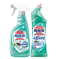 Kao 花王 厨房清洗剂 500ml+ 马桶清洗剂 500ml +凑单品