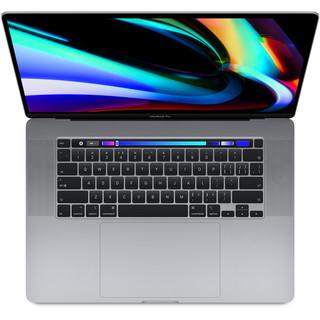 苹果(Apple)MacBook Pro 16英寸笔记本电脑 商务灰 酷睿i7/16GB/512GB/4G独显
