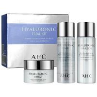 AHC 神仙水套盒 水乳面霜面护护肤套装 70ml *2件