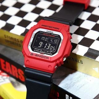 CASIO 卡西欧 G-SHOCK系列 GW-M5610RB-4 小方块运动腕表