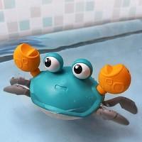 甄萌  儿童洗澡大螃蟹玩具