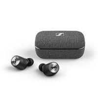 SENNHEISER 森海塞尔 Momentum True Wireless 2 真无线蓝牙耳机 黑色