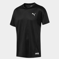 PUMA 彪马 A.C.E. 517538 男子网眼圆领短袖T恤
