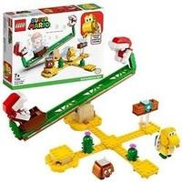 LEGO 乐高 超级马里奥系列 71365 吞食花滑板扩展关卡