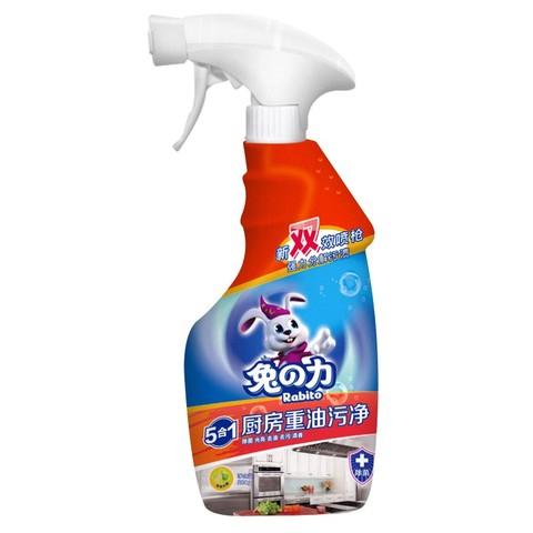 兔の力 厨房去油污清洁剂 500g