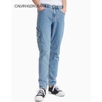 CK JEANS 2020春夏款男装 时尚合体楔形版牛仔裤CKJ059J315856 1AA-蓝色 33 *3件