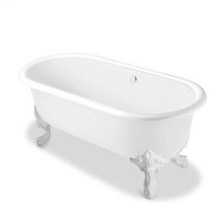 科勒KOHLER浴缸 经典独立式铸铁浴缸 *3件
