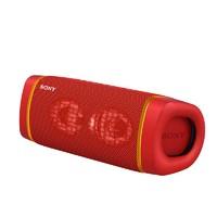 限地区:SONY 索尼 SRS-XB33 防水便携蓝牙音箱 红色