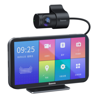 BASEUS 倍思 CRJLY01-01 行车记录仪 单镜头