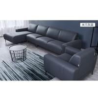8H Milan KS 时尚组合沙发 单人沙发
