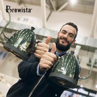Brewista四代智能蓝牙温控手冲咖啡壶家用双层不锈钢电热水泡茶壶