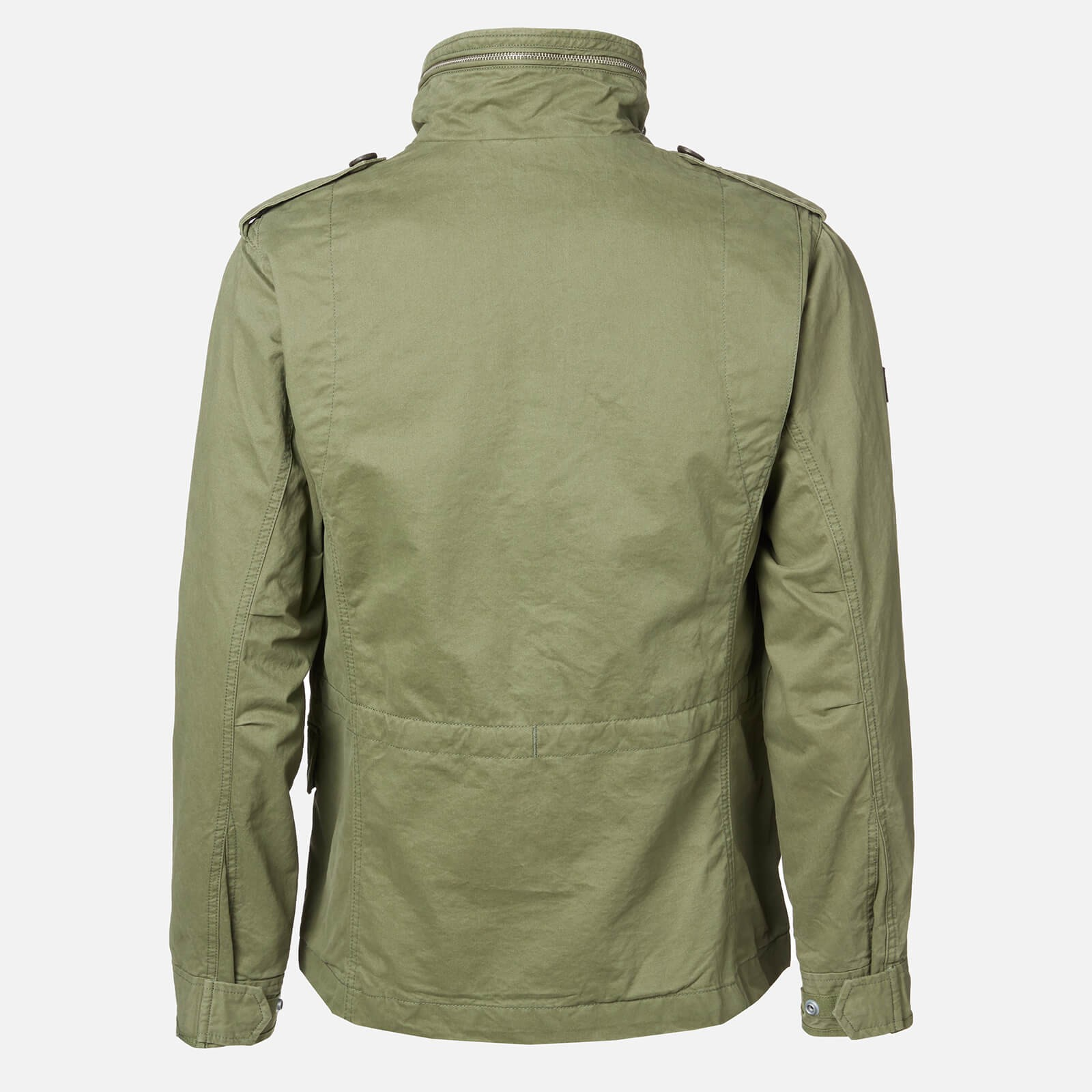 Superdry 极度干燥 男士工装风运动夹克
