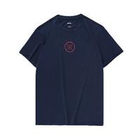 百亿补贴:LI-NING 李宁 ATSL055  男士短袖T恤