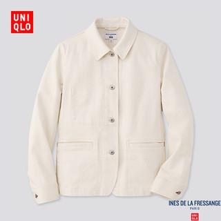 优衣库 【设计师合作款】女装 牛仔外套(水洗产品) 432070 UNIQLO