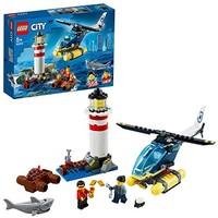 LEGO 乐高 城市系列 60274 精英警察灯塔大追捕