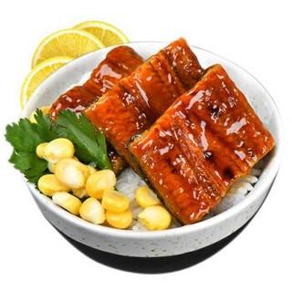珍百年 日式蒲烧烤鳗鱼 500g(4条装) *2件