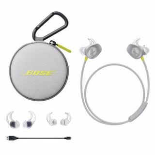 BOSE 博士 Soundsport wireless 入耳式颈挂式无线蓝牙耳机 黄色