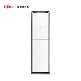 FUJITSU 富士通 LU柜机系列 AGQA25LUCB 3匹 立柜式家用空调柜机 白色