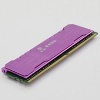 UnilC 紫光国芯 DDR4 2400 8G 台式电脑内存条 马甲条