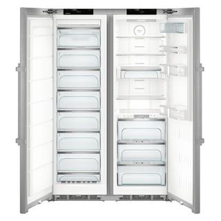 利勃海尔 726升对开门冰箱 SBSes 8673 (SGNPes4365+SKBes4350)