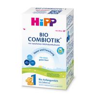 HiPP 喜宝 益生元系列 益生菌有机婴幼儿配方奶粉 1段 600g/盒