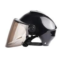 徕本 电动摩托车半头盔