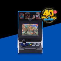 SNK NEOGEO游戏机 迷你街机 蓝灰色 国际版