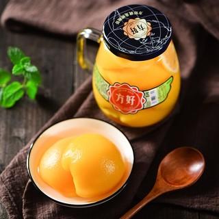 方好 黄桃罐头 430g