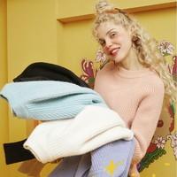 elf sack 妖精的口袋 19402200 女士宽松针织衫 *2件