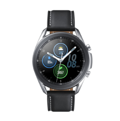 SAMSUNG 三星 Galaxy Watch3 智能手表 41mm 迷雾金