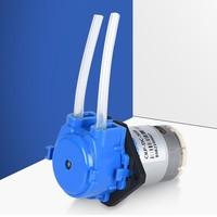 kamoer 卡默尔 蠕动泵12v微型自吸泵