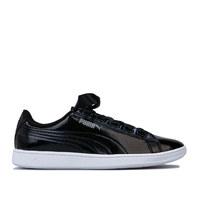 银联专享:PUMA Vikky Ribbon Patent Trainers 女士休闲运动鞋