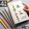 金值2020每日计划本日程表日历笔记本时间管理轴学生考研学习自律打卡清单365一日页月年周规划安排效率手册