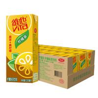 维他奶 维他柠檬茶 250ml*24盒 *3件