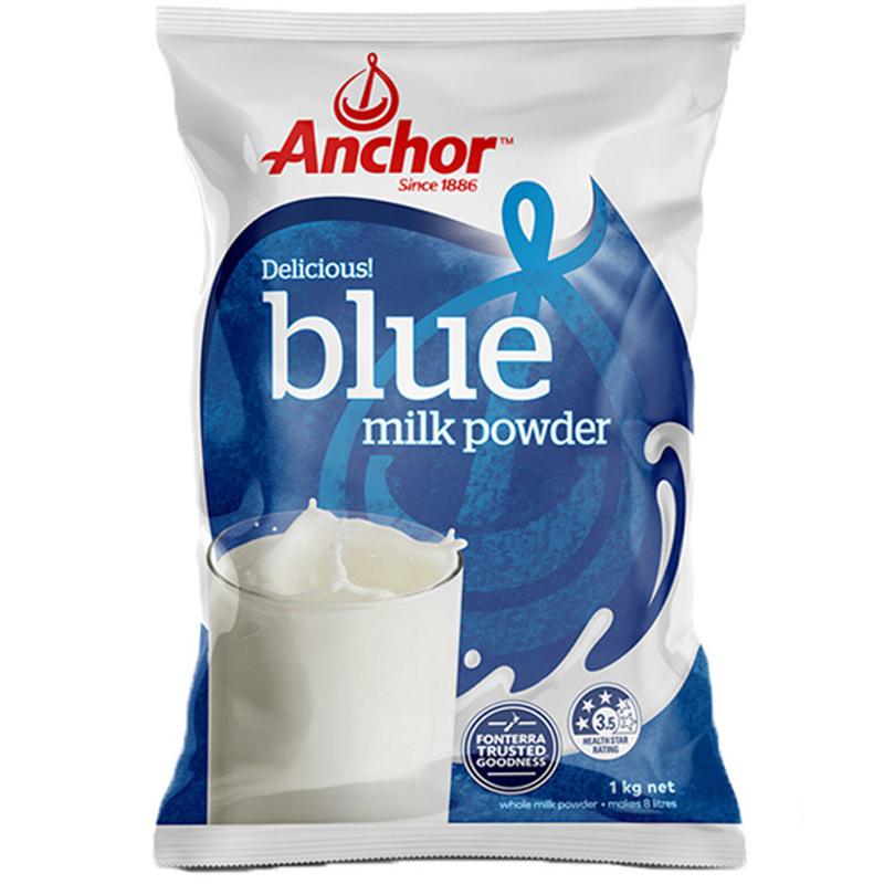 Anchor 安佳 成人全脂奶粉 1kg/袋
