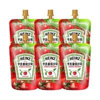Heinz 亨氏番茄沙司 120g*6袋