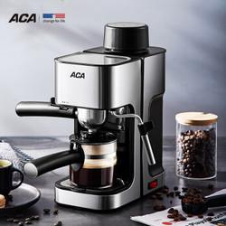 北美电器(ACA)咖啡机意式家用