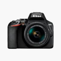 尼康(Nikon)D3500 单反套机(AF-S DX 尼克尔 18-105mm f/3.5-5.6G ED VR) *2件