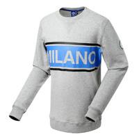 Inter Milan 国际米兰俱乐部 Milano 男士印花卫衣