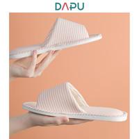 DAPU 大朴 AE1X0120140337 条纹针织棉拖鞋 *2件