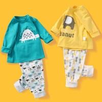 CLASSIC TEDDY 精典泰迪 儿童秋衣秋裤套装 多款可选